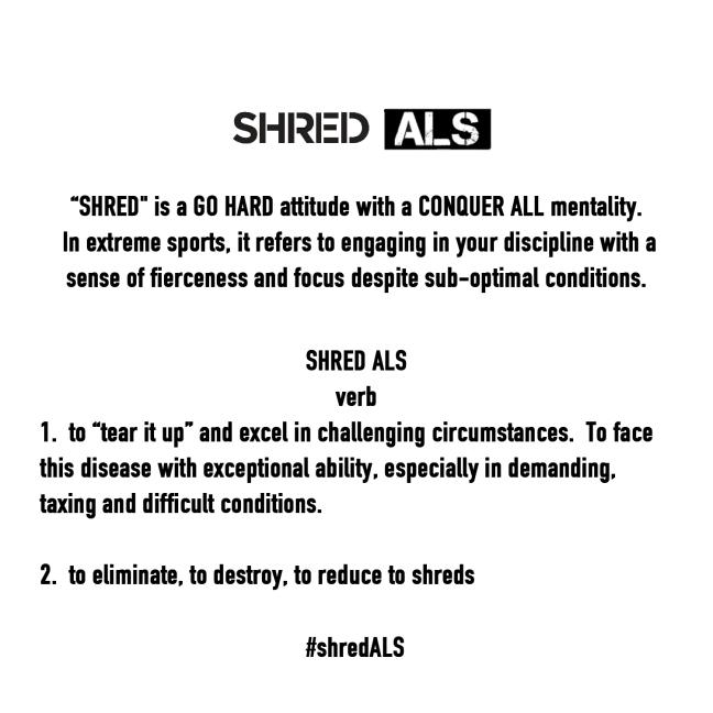 SHREDALS